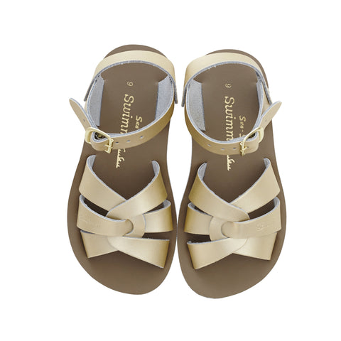 Salt Water Swimmer Sandal - Gold
