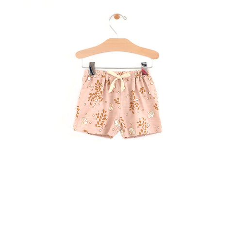 Slub Shell Short