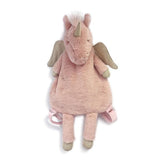 Uliana Unicorn Plush Backpack