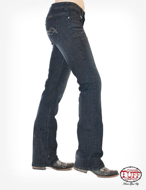 Forever Tuff Classic Fit Bootcut Jeans