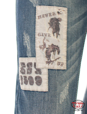 'Vintage Rodeo' Classic Fit Bootcut Jeans