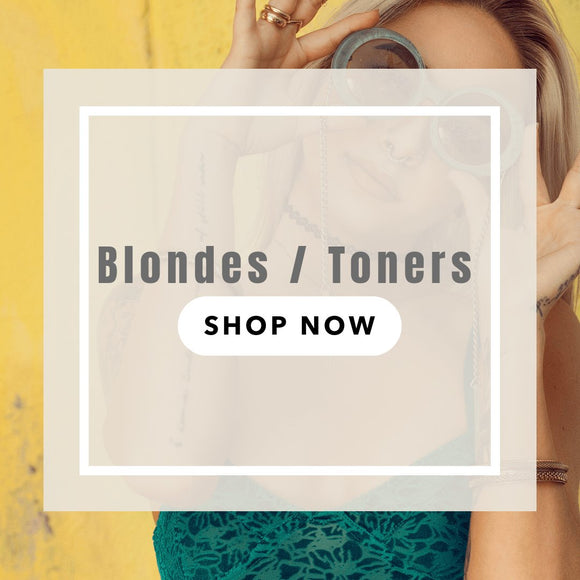 Shop Blonde Hair Care & Toners at Glamabox Cosmetix ☆ Find all the Cosmetics you need online right here and shop now, pay later with Afterpay | Humm | Laybuy. Free Shipping*