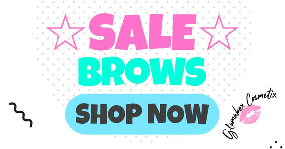 Sale on all selected Brow Products! HURRY! Brow Tint, Tools & Tweezers. Shop eyebrow products at Glamabox Cosmetix ☆ Find eyebrow pencils, eyebrow gels, brow powders, brow tints, and eyebrow kits for the perfect eyebrows on point!
