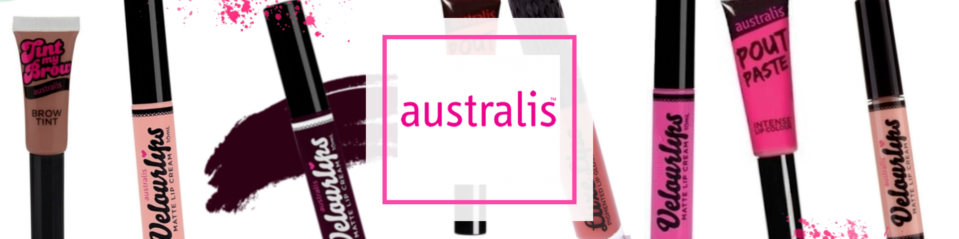Australis Laybuy Humm Afterpay Boutique Cosmetics Free Shipping