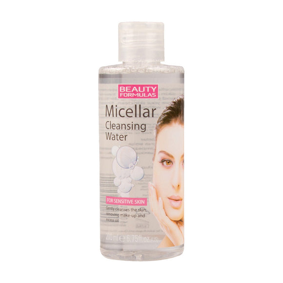Beauty Formulas Micellar Water 200ml