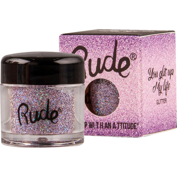 Rude You Glit Up My Life Glitter 2.5g - Gimme euphoria