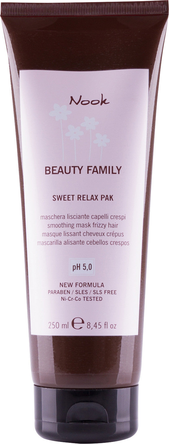 Nook Beauty Family Sweet Relax Pak Mask 250ml