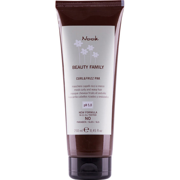 Nook Beauty Family Curl & Frizz Pak Mask 250ml