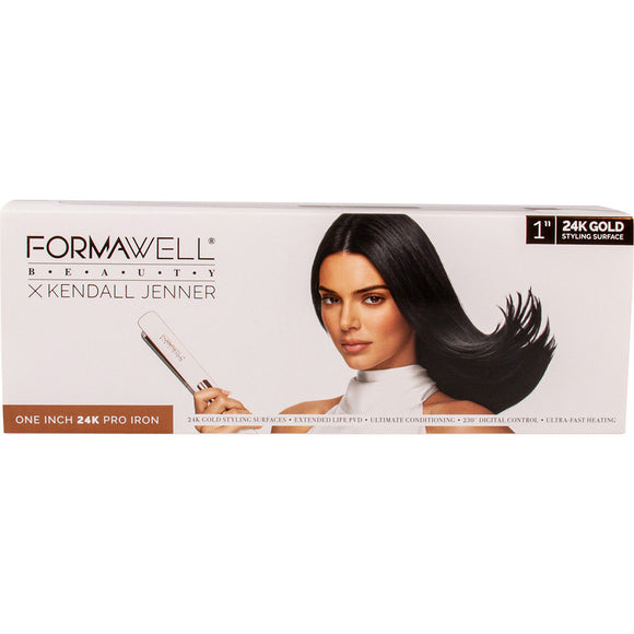 Formawell Beauty X 𝗞𝗲𝗻𝗱𝗮𝗹𝗹 𝗝𝗲𝗻𝗻𝗲𝗿 Ionic Gold Fusion Pro Flat Iron $119 Hair Straighteners Formawell Beauty 810006400106 Shop Cosmetics Online Glamabox Cosmetix ☆ Best Beauty Brands! Shop Skincare, Haircare & Makeup. Find all of your Beauty needs right here. Shop Makeup with Afterpay✓ Humm✓ Laybuy✓ Free Shipping*