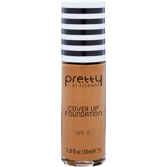 Pretty Cover Up Foundation 30ml - Golden Beige 009