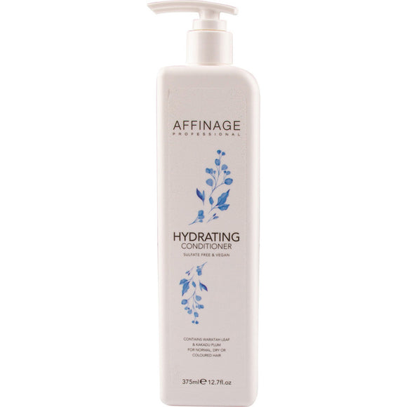 Affinage Cleanse & Care Hydrating Conditioner 375ml