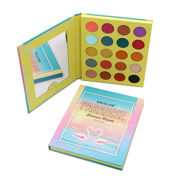 Okalan Paradise Eyeshadow Palette #e082 $37.56 Eyeshadow Palettes Okalan Cosmetics 665570221707 Shop Cosmetics Online Glamabox Cosmetix ☆ Best Beauty Brands! Shop Skincare, Haircare & Makeup. Find all of your Beauty needs right here. Shop Makeup with Afterpay✓ Humm✓ Laybuy✓ Free Shipping*