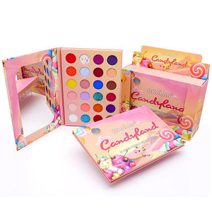 Okalan - Candyland 24-Color Pressed Pigment Palette #E103 $31.2 Eyeshadow Palettes Okalan Cosmetics 0665570222063 Shop Cosmetics Online Glamabox Cosmetix ☆ Best Beauty Brands! Shop Skincare, Haircare & Makeup. Find all of your Beauty needs right here. Shop Makeup with Afterpay✓ Humm✓ Laybuy✓ Free Shipping*