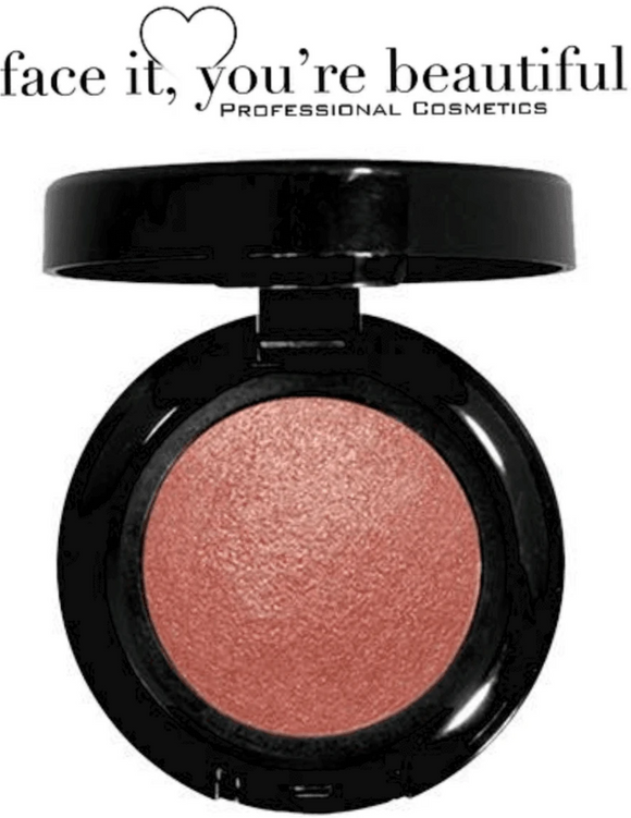 FIYB Pro Cosmetics Baked Blush - Rose Gold $12.47 Blush FIYB  Glamabox Cosmetix ☆ Afterpay Humm Pay  Laybuy Cosmetics Online Free Shipping