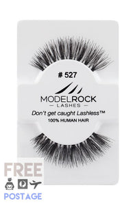 MODELROCK LASHES -  Kit Ready #527 $5.56 False Lashes MODELROCK Lashes  Shop Cosmetics Online Glamabox Cosmetix ☆ Best Beauty Brands! Shop Skincare, Haircare & Makeup. Find all of your Beauty needs right here. Shop Makeup with Afterpay✓ Humm✓ Laybuy✓ Free Shipping*