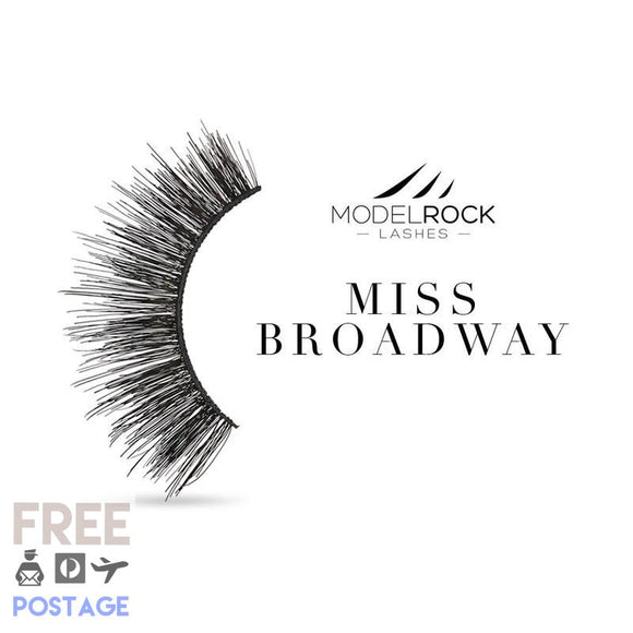 MODELROCK LASHES - Miss Broadway - Double Layered Lashes $9.56 False Lashes MODELROCK Lashes  Shop Cosmetics Online Glamabox Cosmetix ☆ Best Beauty Brands! Shop Skincare, Haircare & Makeup. Find all of your Beauty needs right here. Shop Makeup with Afterpay✓ Humm✓ Laybuy✓ Free Shipping*