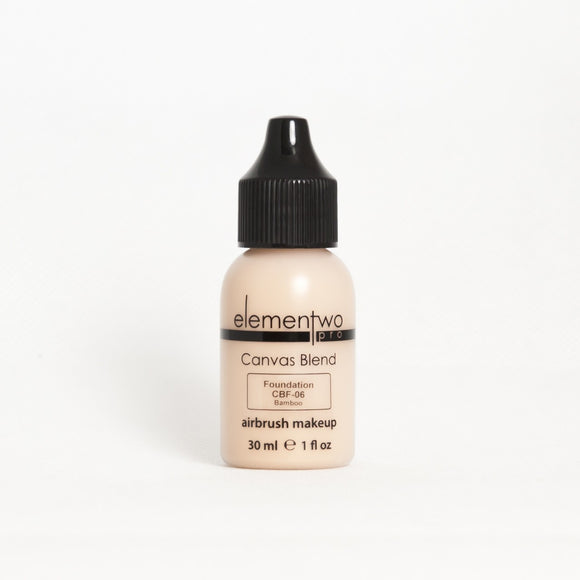Elementwo CANVAS BLEND Foundation 30ml CBF-06 Bamboo $43 Foundation Elementwo  Shop Cosmetics Online Glamabox Cosmetix ☆ Best Beauty Brands! Shop Skincare, Haircare & Makeup. Find all of your Beauty needs right here. Shop Makeup with Afterpay✓ Humm✓ Laybuy✓ Free Shipping*