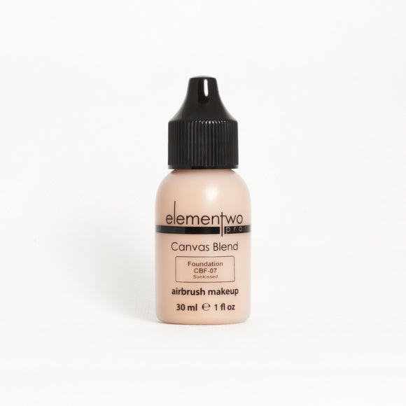 Elementwo CANVAS BLEND Foundation 30ml CBF-07 Sunkissed $43 Foundation Elementwo  Shop Cosmetics Online Glamabox Cosmetix ☆ Best Beauty Brands! Shop Skincare, Haircare & Makeup. Find all of your Beauty needs right here. Shop Makeup with Afterpay✓ Humm✓ Laybuy✓ Free Shipping*