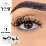 WHAT THE FLUFF ! 'Style Eleven' $9.6 False Lashes MODELROCK Lashes  Shop Cosmetics Online Glamabox Cosmetix ☆ Best Beauty Brands! Shop Skincare, Haircare & Makeup. Find all of your Beauty needs right here. Shop Makeup with Afterpay✓ Humm✓ Laybuy✓ Free Shipping*