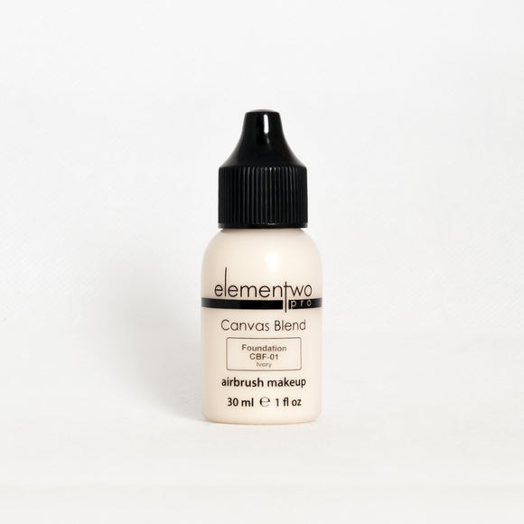 Elementwo CANVAS BLEND Foundation 30ml CBF-01 Ivory $43 Foundation Elementwo  Shop Cosmetics Online Glamabox Cosmetix ☆ Best Beauty Brands! Shop Skincare, Haircare & Makeup. Find all of your Beauty needs right here. Shop Makeup with Afterpay✓ Humm✓ Laybuy✓ Free Shipping*