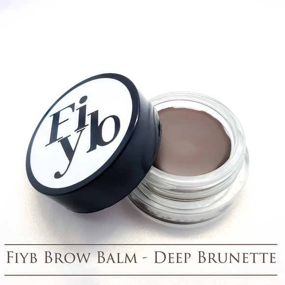 FIYB Pro Cosmetics Brow Balm - Deep Brunette $23.96 Brow Balm FIYB  Shop Cosmetics Online Glamabox Cosmetix ☆ Best Beauty Brands! Shop Skincare, Haircare & Makeup. Find all of your Beauty needs right here. Shop Makeup with Afterpay✓ Humm✓ Laybuy✓ Free Shipping*