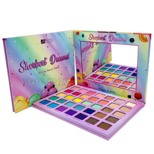 Malibu Glitz - Sherbert Dreams 35 Color Beauty $37.56 Eyeshadow Palettes Malibu Glitz  Shop Cosmetics Online Glamabox Cosmetix ☆ Best Beauty Brands! Shop Skincare, Haircare & Makeup. Find all of your Beauty needs right here. Shop Makeup with Afterpay✓ Humm✓ Laybuy✓ Free Shipping*