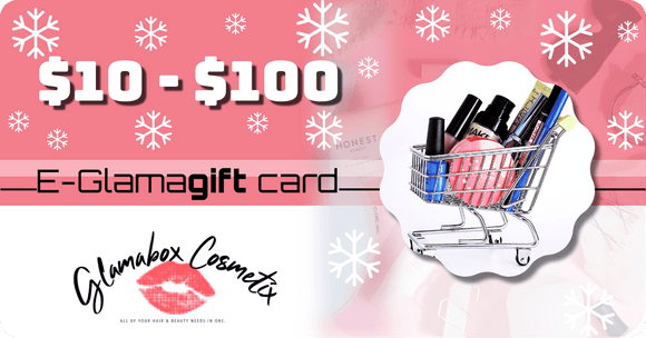 ❄ CHRISTMAS EDITION ❄ GlamaGift (E-Gift Card) $10 - $100