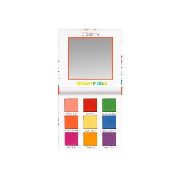 Beauty Creations - Splash of Hues Vol.2 $24.99 Eyeshadow Palettes Beauty Creations Cosmetics 603149305038 Glamabox Cosmetix ☆ Afterpay Humm Pay  Laybuy Cosmetics Online Free Shipping