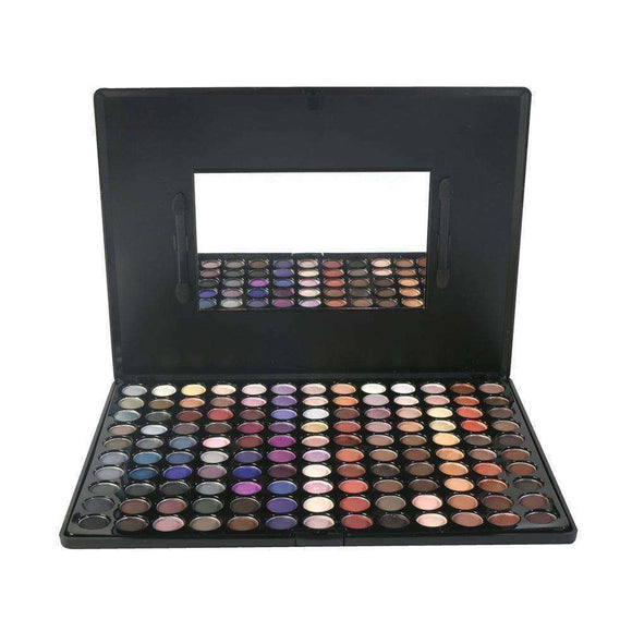 Beauty Treats - 130 NUDES & SMOKY PROFESSIONAL PALETTE $26.99 Eyeshadow Palettes Beauty Treats 676768990022 Glamabox Cosmetix ☆ Afterpay Humm Pay  Laybuy Cosmetics Online Free Shipping