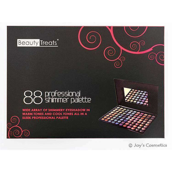 BEAUTY TREATS 88 Professional Shimmer Eye Palette - Shimmer $39.99 Eyeshadow Palettes BEAUTY TREATS 676768988029 Glamabox Cosmetix ☆ Afterpay Humm Pay  Laybuy Cosmetics Online Free Shipping