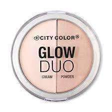 CITY COLOR - Glow Duo Highlight Cream/Powder $14.99 Highlighters - Makeup CITY COLOR Cosmetics 849136017281 Glamabox Cosmetix ☆ Afterpay Humm Pay  Laybuy Cosmetics Online Free Shipping