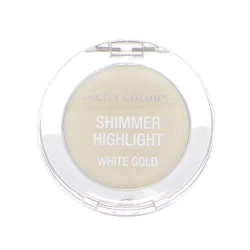 CITY COLOR Shimmer Highlight - White Gold $4.79 Highlighters - Makeup CITY COLOR Cosmetics 849136017878 Shop Cosmetics Online Glamabox Cosmetix ☆ Best Beauty Brands! Shop Skincare, Haircare & Makeup. Find all of your Beauty needs right here. Shop Makeup with Afterpay✓ Humm✓ Laybuy✓ Free Shipping*