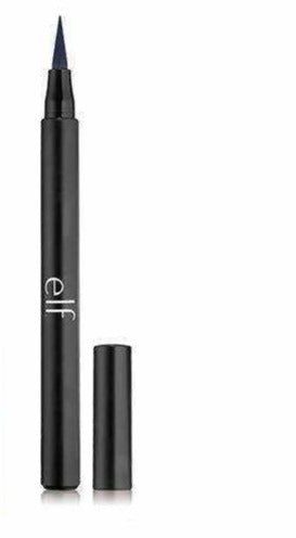 e.l.f. Intense Ink Eyeliner Black Navy 1.6g $8.99 Eyeliner e.l.f. 609332812086 Glamabox Cosmetix ☆ Afterpay Humm Pay  Laybuy Cosmetics Online Free Shipping