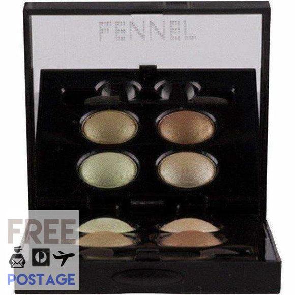 Fennel 4 Baked Shadow - Chroma Set 3 $8.99 Eyeshadow Palettes Fennel  Glamabox Cosmetix ☆ Afterpay Humm Pay  Laybuy Cosmetics Online Free Shipping