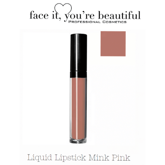 FIYB Pro Cosmetics Liquid Lipstick - Mink Pink $23.96 Lipstick FIYB  Shop Cosmetics Online Glamabox Cosmetix ☆ Best Beauty Brands! Shop Skincare, Haircare & Makeup. Find all of your Beauty needs right here. Shop Makeup with Afterpay✓ Humm✓ Laybuy✓ Free Shipping*