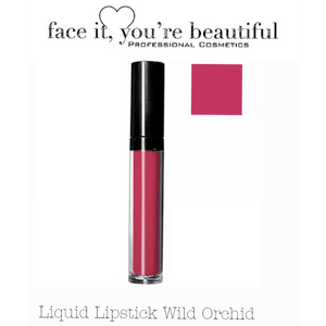 FIYB Pro Cosmetics Liquid Lipstick - Wild Orchid $14.97 Lipstick FIYB  Glamabox Cosmetix ☆ Afterpay Humm Pay  Laybuy Cosmetics Online Free Shipping