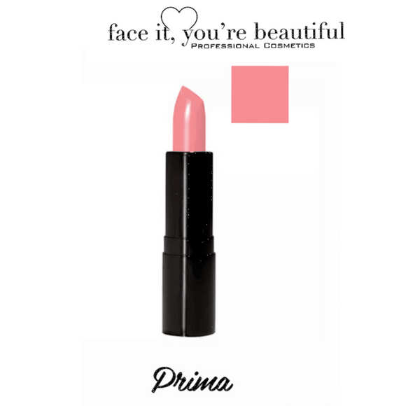 FIYB Pro Cosmetics Luxury Matte Lipstick - Prima $19.96 Lipstick FIYB  Shop Cosmetics Online Glamabox Cosmetix ☆ Best Beauty Brands! Shop Skincare, Haircare & Makeup. Find all of your Beauty needs right here. Shop Makeup with Afterpay✓ Humm✓ Laybuy✓ Free Shipping*