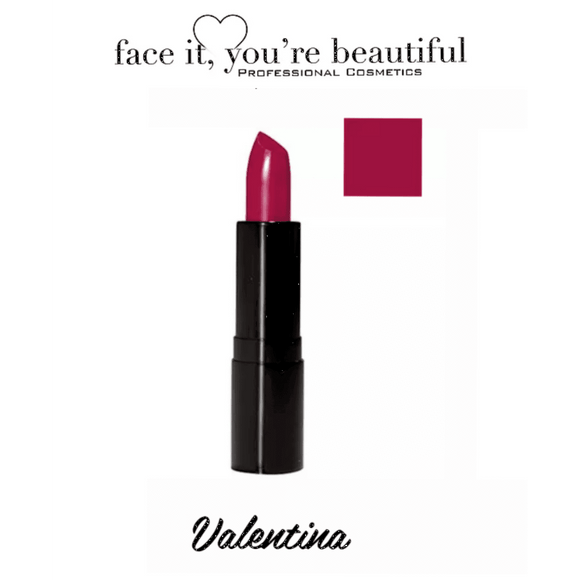 FIYB Pro Cosmetics Luxury Matte Lipstick - Valentina $19.96 Lipstick FIYB  Shop Cosmetics Online Glamabox Cosmetix ☆ Best Beauty Brands! Shop Skincare, Haircare & Makeup. Find all of your Beauty needs right here. Shop Makeup with Afterpay✓ Humm✓ Laybuy✓ Free Shipping*