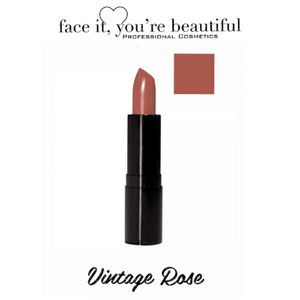 FIYB Pro Cosmetics Luxury Matte Lipstick -  Vintage Rose $19.96 Lipstick FIYB  Shop Cosmetics Online Glamabox Cosmetix ☆ Best Beauty Brands! Shop Skincare, Haircare & Makeup. Find all of your Beauty needs right here. Shop Makeup with Afterpay✓ Humm✓ Laybuy✓ Free Shipping*