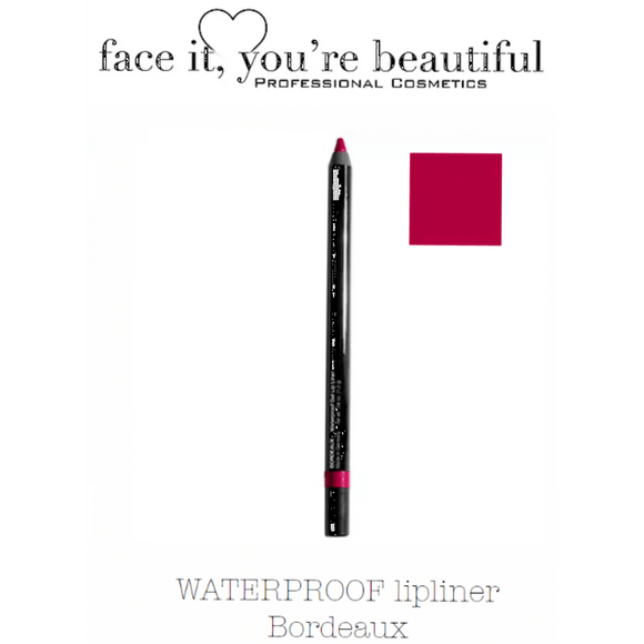 FIYB Pro Cosmetics WATERPROOF lip liner - Bordeaux $19.96 Lip Liner FIYB  Shop Cosmetics Online Glamabox Cosmetix ☆ Best Beauty Brands! Shop Skincare, Haircare & Makeup. Find all of your Beauty needs right here. Shop Makeup with Afterpay✓ Humm✓ Laybuy✓ Free Shipping*