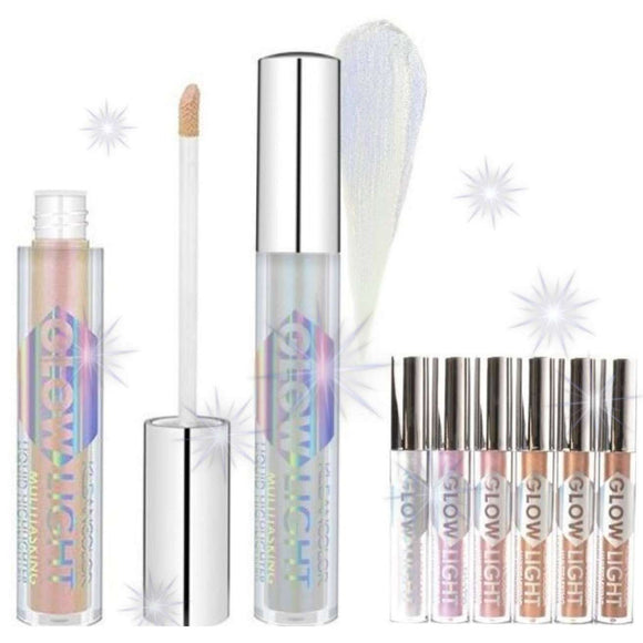 KLEANCOLOR - Glow Light Multitasking Liquid Highlighter $6.99 Highlighters - Makeup Kleancolor 810236000886 Glamabox Cosmetix ☆ Afterpay Humm Pay  Laybuy Cosmetics Online Free Shipping