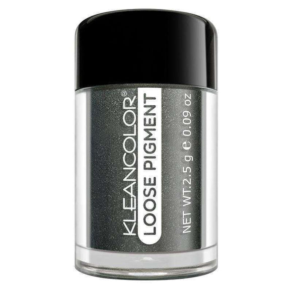 KLEANCOLOR Loose Pigment Eyeshadow - Steel Me Away $4.99 Eyeshadow Loose Pigment Pots kleancolor 841265102067 Glamabox Cosmetix ☆ Afterpay Humm Pay  Laybuy Cosmetics Online Free Shipping