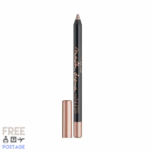 Maybelline Master Drama The Nudes 16H Liner 19 Pearly Taupe $8.99 Eyeliner L'Oreal 3600531292560 Glamabox Cosmetix ☆ Afterpay Humm Pay  Laybuy Cosmetics Online Free Shipping