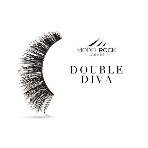 MODELROCK LASHES - Double DIVA - Double Layered Lashes $9.56 False Lashes MODELROCK Lashes 9348154001865 Shop Cosmetics Online Glamabox Cosmetix ☆ Best Beauty Brands! Shop Skincare, Haircare & Makeup. Find all of your Beauty needs right here. Shop Makeup with Afterpay✓ Humm✓ Laybuy✓ Free Shipping*