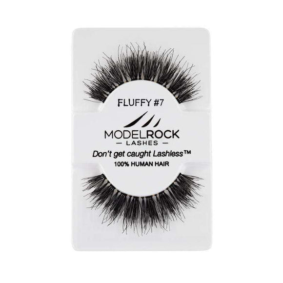 MODELROCK LASHES -  Kit Ready - Fluffy Collection #7 $5.56 False Lashes MODELROCK Lashes 9348154003913 Shop Cosmetics Online Glamabox Cosmetix ☆ Best Beauty Brands! Shop Skincare, Haircare & Makeup. Find all of your Beauty needs right here. Shop Makeup with Afterpay✓ Humm✓ Laybuy✓ Free Shipping*