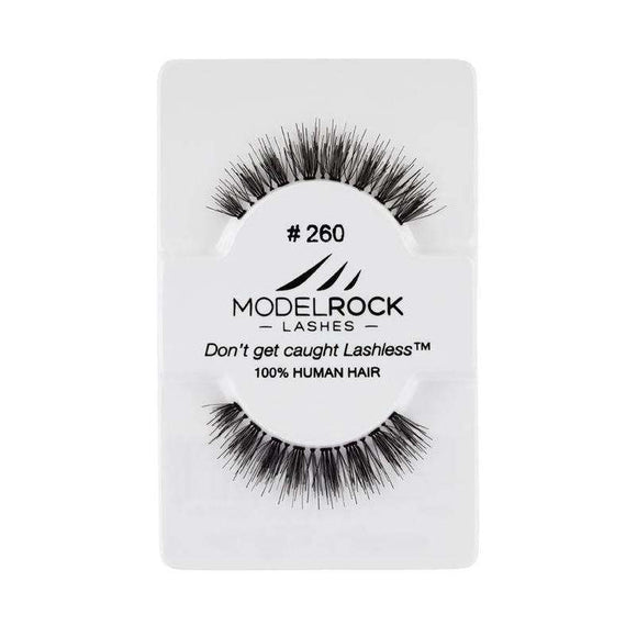 MODELROCK LASHES -  Kit Ready #260 $5.56 False Lashes MODELROCK Lashes 9348154000684 Shop Cosmetics Online Glamabox Cosmetix ☆ Best Beauty Brands! Shop Skincare, Haircare & Makeup. Find all of your Beauty needs right here. Shop Makeup with Afterpay✓ Humm✓ Laybuy✓ Free Shipping*