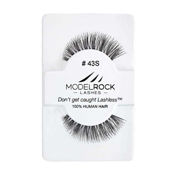 MODELROCK LASHES -  Kit Ready #43s $5.56 False Lashes MODELROCK Lashes 9348154000738 Shop Cosmetics Online Glamabox Cosmetix ☆ Best Beauty Brands! Shop Skincare, Haircare & Makeup. Find all of your Beauty needs right here. Shop Makeup with Afterpay✓ Humm✓ Laybuy✓ Free Shipping*
