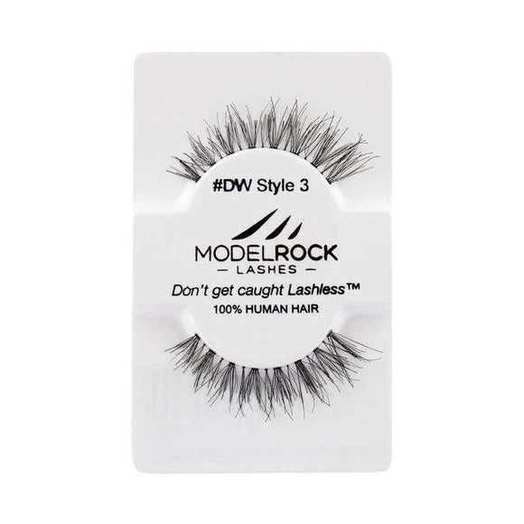 MODELROCK LASHES - Kit Ready #DW - Style 3 $5.56 False Lashes MODELROCK Lashes 9348154003494 Shop Cosmetics Online Glamabox Cosmetix ☆ Best Beauty Brands! Shop Skincare, Haircare & Makeup. Find all of your Beauty needs right here. Shop Makeup with Afterpay✓ Humm✓ Laybuy✓ Free Shipping*