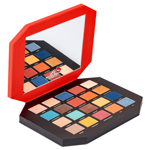 MODELROCK Rock Chic Eyeshadow Palette Volume 1 MODELROCK Lashes $89 Glamabox Cosmetix ☆ Afterpay  Humm  Laybuy Eyeshadow Palettes MRC7539
