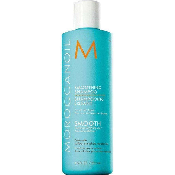 Moroccanoil Smoothing Shampoo 250ml $40.75 Shampoo Moroccanoil 7290014344921 Glamabox Cosmetix ☆ Afterpay Humm Pay  Laybuy Cosmetics Online Free Shipping